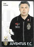 Juventus - Ancelotti - Non Viaggiata - Soccer