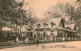 (96)  CPA  Bruxelles  Bois De La Cambre  La Laiterie  (Bon Etat) - Cafés, Hotels, Restaurants