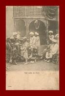 Café Arabe Du Caire   (scan Recto Et Verso ) - Le Caire