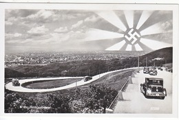 POST CARD  AUSTRIA  REAL  PHOTO  WIEN - War 1939-45