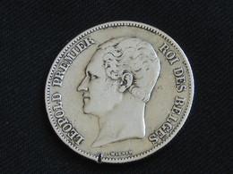 2  1/2 Francs 1848 - Argent - BELGIQUE - BELGIE - LEOPOLD PREMIER  Roi Des Belges **** EN ACHAT IMMEDIAT **** - 1831-1865: Léopold I