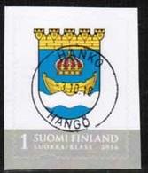 2016 Finland, Hamina Regional Stamp Fine Used. - Finlande