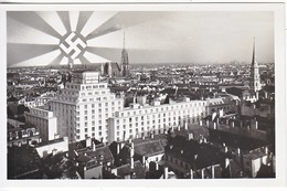 POST CARD   AUSTRIA  REAL  PHOTO  HOCKHAUS - War 1939-45