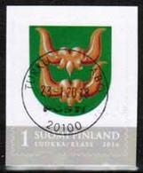 2016 Finland, Huittinen Regional Stamp Fine Used. - Finlande