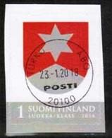 2016 Finland, Muonio Regional Stamp Fine Used. - Finlande