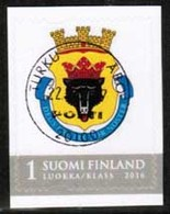 2016 Finland, Pori Regional Stamp Fine Used. - Finlande