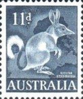 USED STAMPS Australia - Animal -1961 - 1952-65 Elizabeth II : Pre-Decimals