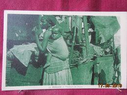 CPA - Djibouti - Vendeurs De Dattes - Djibouti