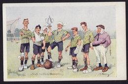 SCHONPFLUG - Football Soccer - OLD POSTCARD B.K.W.I (see Sales Conditions) - Schoenpflug, Fritz