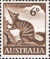 USED STAMPS Australia - Animals  -1959 - 1952-65 Elizabeth II : Pre-Decimals