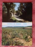 Dep 30 , Cpm  TAVEL , Chateau De MANISSY , Missionnaire De La Sainte Famille , Multivues  (013) - Frankreich
