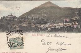 ESINO INFERIORE-COMO-LAGO DI COMO-CARTOLINA VIAGGIATA IL 19-9-1902 - Como