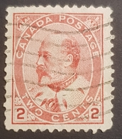 1903, King Edward Vll, Canada, Used - 1903-1908 Règne De Edward VII