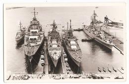 Bouvet Et Jean Bart (cuirassé) , Sufren, Montcalm (frégate) , Colbert (Croiseur) - Warships