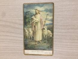 Santino Del Buon Pastore In Ricordo Del  Novello Sac. Don Giacomo Secomandi In Seriate - Images Religieuses