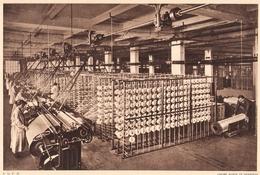 USINE DE TISSAGE A TOURCOING  1944 - Vieux Papiers