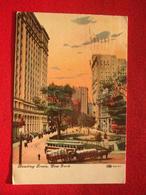 "ETAS UNIS - NEW YORK - "" BOWLING GREEN "" - New York City"