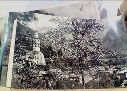 ORNAVASSO SCORCIO VEDUTA PAESE VB1956 HB8661 - Novara