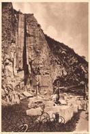 CARRIERE DE MARBRE A SAINT BEAT   1944 - Vieux Papiers