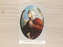 Santino S. Margherita Di Cortona (ar) - Images Religieuses