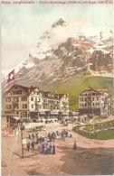 Kleine Scheidegg - Ausflugsziel           Ca. 1910 - BE Berne