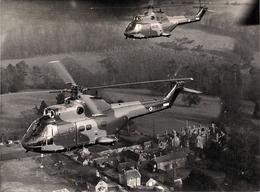 Aviation - Hélicoptère PUMA De La R.A.F. - Aviation