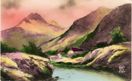 Nature - Mountains - Landscape - Sunset - CEKO 1787 - Illustrateurs & Photographes