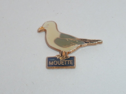 Pin's MOUETTE - Animaux