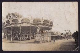 LEIPZIG? - AMUSEMENT PARK - CIRCUS -  OLD POSTCARD (see Sales Conditions) - Cirque