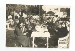 Old Original Photo Croatia - Dubrovnik - CAVTAT - 1930. - Lady Woman Femme Soldier Man Homme Guy - Places