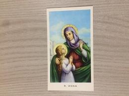 Santino S. Anna - Images Religieuses
