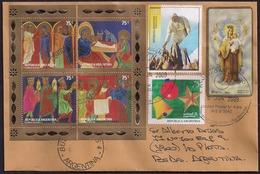 Argentine - 2009 - Lettre - Religion - Sa Sainteté Jean Paul II - Noël - Christianisme - Papes