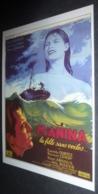 Carte Postale (cinéma Affiche Film) Manina La Fille Sans Voiles... (Brigitte Bardot) - Affiches Sur Carte