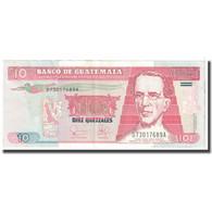 Billet, Guatemala, 10 Quetzales, 2003, 2003-02-12, KM:107, TTB - Guatemala