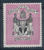Britisch-Zentralafrika B.C.A. / Nyasaland Mi.-Nr. 25 Sauber Ungebraucht * - Malawi (1964-...)