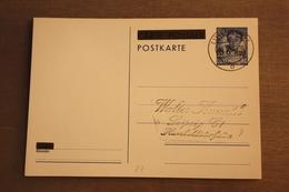 ( 1193 ) DR GS   P  7  Deutsche Besetzungen 33/45 Luxemburg  Gestempelt -   Erhaltung Siehe Bild - Besetzungen 1938-45