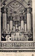 Orgues Orgue Buffet D'orgues Abbeville Eglise Saint-Vulfran - Musique Et Musiciens