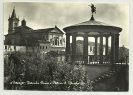 FAENZA - ROTONDA ROSSI E CHIESA S.DOMENICO VIAGGIATA  FG - Ravenna
