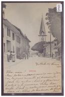 DISTRICT D'ORBE - RANCES - TB - VD Vaud