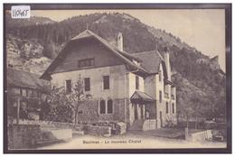 DISTRICT D'ORBE - BAULMES - LE NOUVEAU CHALET - TB - VD Vaud