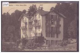 DISTRICT D'ORBE - BALLAIGUES - HOTEL BEAU SITE - TB - VD Vaud