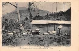 CPA YU-NAN - 1ere Série - N°49 - Déménagement D'un Campement D' Européens Au Yu-Nan - China