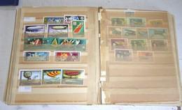 Album Ancien 1600 Timbre ASIE - Autres - Asie