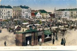 1ª W.K. Markt In Lomza - Guerra 1914-18
