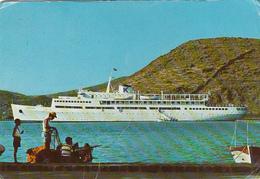 SHIPS - Steamers - Greece - M/V Kentavros - K Lines Hellenic Cruisers - Piraeus - Dampfer