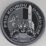 Écusson Gendarmerie PSIG Kourou (973) - Police & Gendarmerie