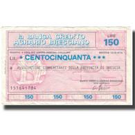 Billet, Italie, 150 Lire, Valeur Faciale, 1976, 1976-12-13, TB+ - Autres