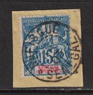 Senegal - Yvert 13 Oblitéré RUFISQUE - Scott#42 - Senegal (1887-1944)