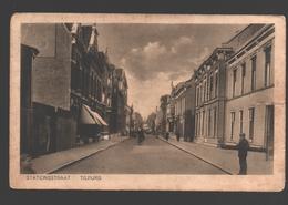 Tilburg - Stationsstraat - 1928 - Tilburg