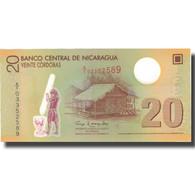 Billet, Nicaragua, 20 Cordobas, 2007, 2007-09-12, NEUF - Nicaragua